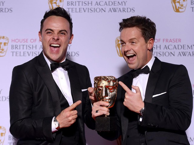 Ant & Dec admit they have insurance on each other